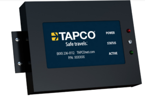 TAPCO Launches Connected Vehicle Interface