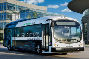 Proterra Tapped for Electric Bus Contract by Georgia