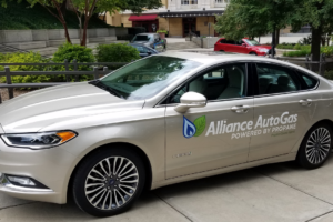 Autogas Hybrid Showcases at Sustainable Fleet Tech Conference