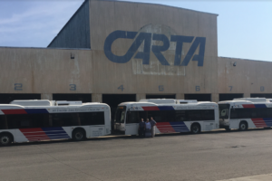BYD Delivers First 3 Battery-electric Buses to Chattanooga