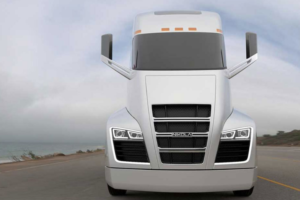 Nikola to Debut Hydrogen Electric Semi-truck