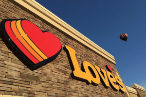 Love's Celebrates Professional Drivers Throughout September