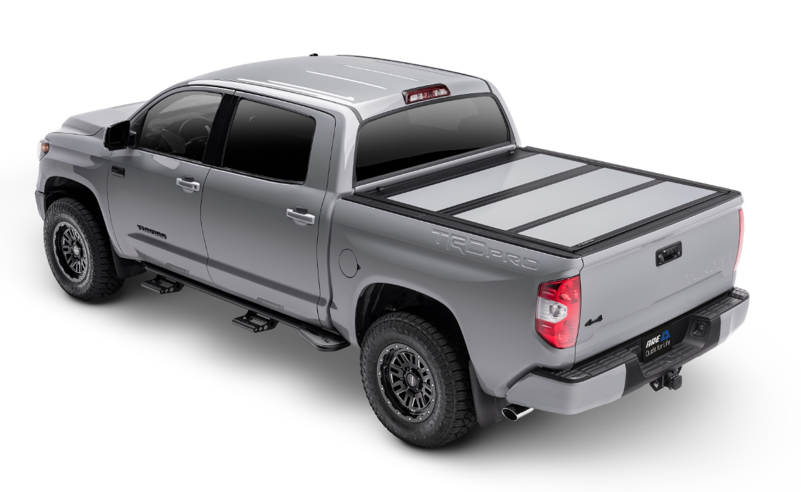 TRI-FOLD TRUCK BED COVER