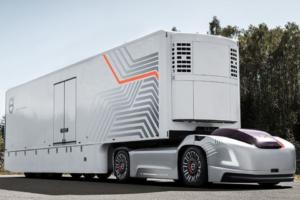 Volvo Trucks Stresses Autonomous Electric Vehicles