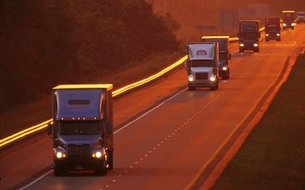 trucks highway