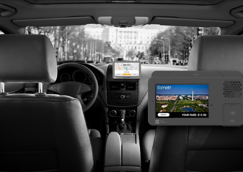 Digital Taxi Platform