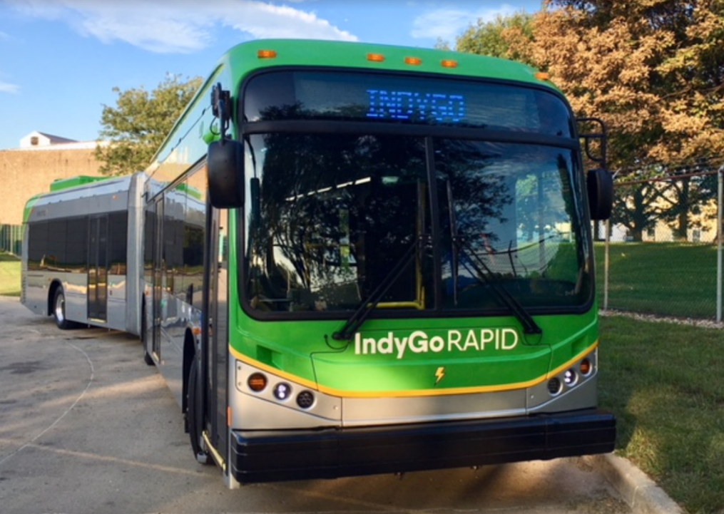 K11 60-foot battery-electric bus