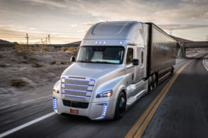 INRIX Identifies U.S. Corridors Suited for Automated Truck Deployment
