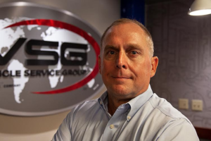 Kirk Dawson Named GM at Vehicle Service Group