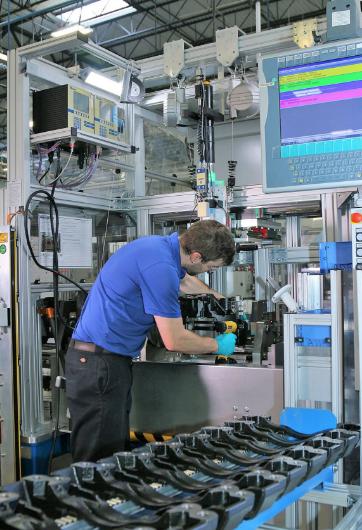WABCO: manufacturing facility