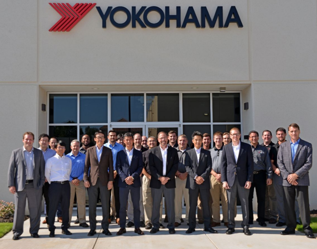 Yokohama Tire Opens Development Center in North Carolina
