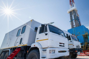 New Fleet Management Technology  for Oil and Gas Industry