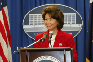 DOT Secretary Chao Names Appointees to Advisory Committee on Human Trafficking