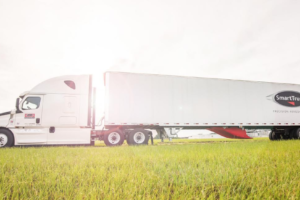 SmartTruck Receives Award From Oakridge Lab for Class 8 Tractor Trailer Systems