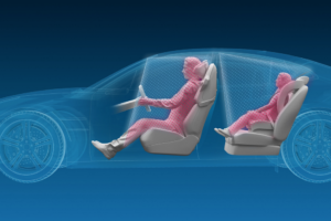 ZF Develops 3D Interior Vehicle Tracking System
