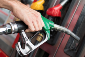 Gas Prices Move Down