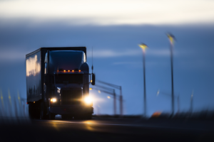 Late Night Driving and Fatigue for Commercial Drivers Lead to Accidents, New Study Shows