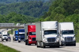Truck Linehaul Index Continues to Accelerate