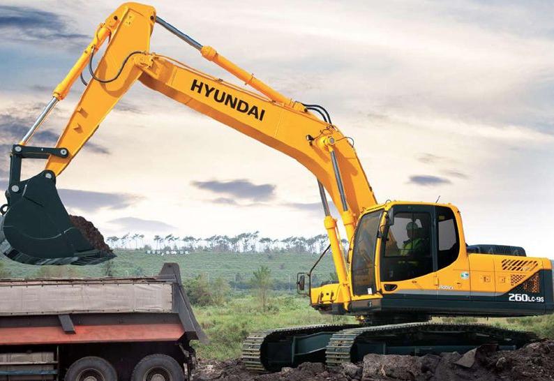 Hyundai Construction & Cummins Develop ePowered Mini Excavator