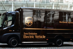 UPS Receives SmartWay Excellence Award from EPA
