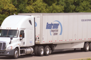 Roadrunner Transportation Reports Third Quarter Revenue Up