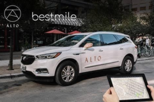 New Ride-hailing Business Alto Taps Bestmile Technology