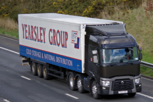 Lineage Logistics Acquires UK-based Yearsley Group