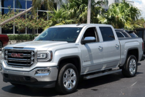 Cars.com Names GMC Sierra 1500 SLT Best Half-Ton Truck of 2018
