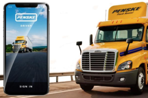 Penske Driver App Gets Upgrades