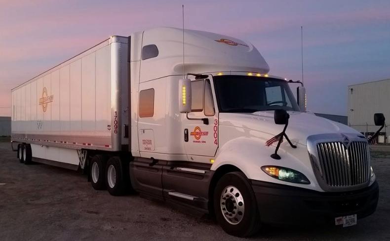 Barr-Nunn truck