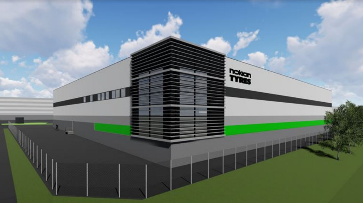 Nokian Tyres to Build New R & D Center