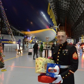 U.S. Marine Corps to Host Toys for Tots