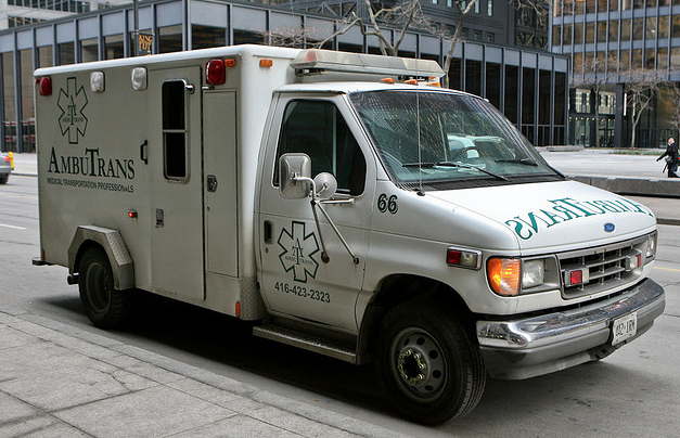 Ambu-Trans Ambulette vehicle