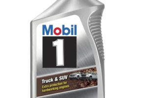 ExxonMobil Debuts 1™ Truck & SUV Synthetic Motor Oil