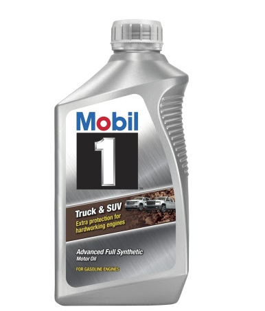 Mobil 1 Truck & SUV synthetic motor oil
