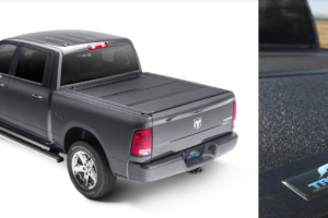 Truck Gear Debuts Hard Folding Tonneau Cover