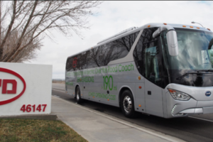 Electric Bus Manufacturer, BYD, Applauds CA Air Resources Board