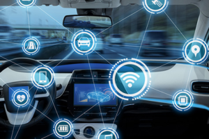 Molex to Expand Self-driving, Connected Vehicle Technology