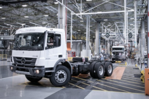Daimler Trucks invests 500 Million Euros in Automated Trucks