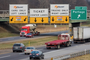 Small Trucker Group Takes Action Against Indiana Tolls