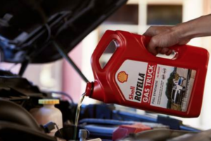 Shell Rotella Debuts Gas Truck Engine Oil