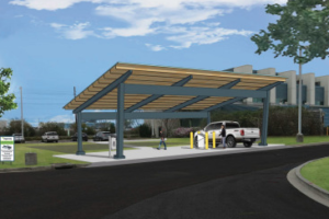 Low-pressure Natural Gas Fueling Stations Debuted
