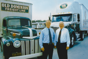 Old Dominion Freight Line Revenue up 15.2% Q4 2018