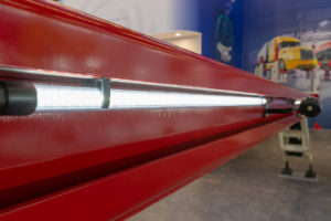 Stertil-Koni Introduces New High-Performance LED Light Tubes for Platform Lifts