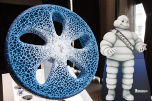 Michelin VISION Tire Featured in Exhibit at Smithsonian Museum