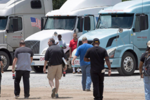 Fourth Quarter Truck Driver Turnover Rate Shows Muddled Picture