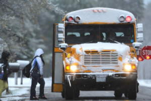 Teamster School Bus Workers Lobby For Unemployment Insurance In St. Paul