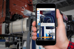 AUGMENTOR Transportation Focused, Augmented Reality Training Available on Mobile Devices