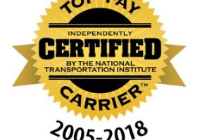 Company Driver Pay Increased at Barr-Nunn Transportation