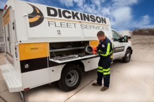 Cooper Tire Named Most Valuable Partner by Dickinson Fleet Services